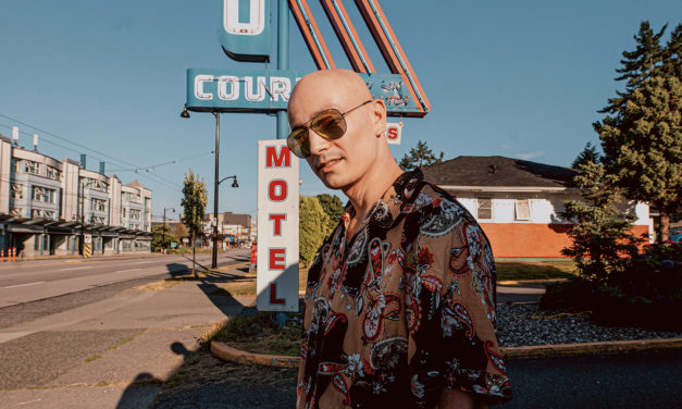 "(Premiere) Vancouver Alt Pop Artist Chris Clute Releases New Single ""Body"""