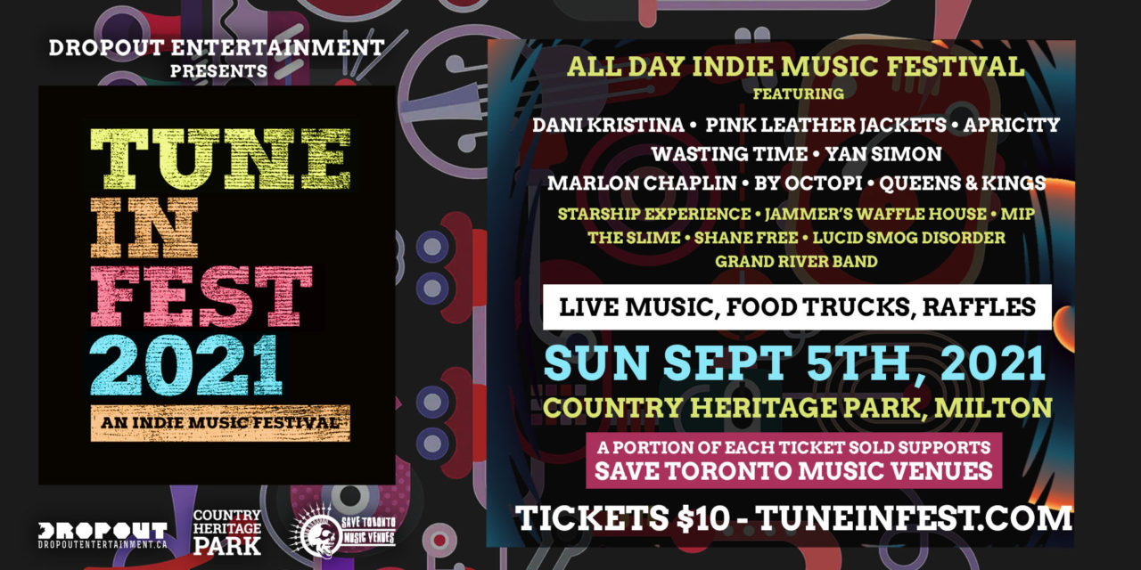 Tune In Fest, All Day Indie Music Festival Coming To Country Heritage Park