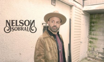 Nelson Sobral's bluesy new single 'In the Middle of the Night', out now!